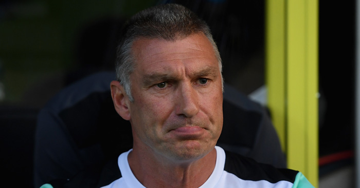 Nigel Pearson: Appears to be on way out of Derby