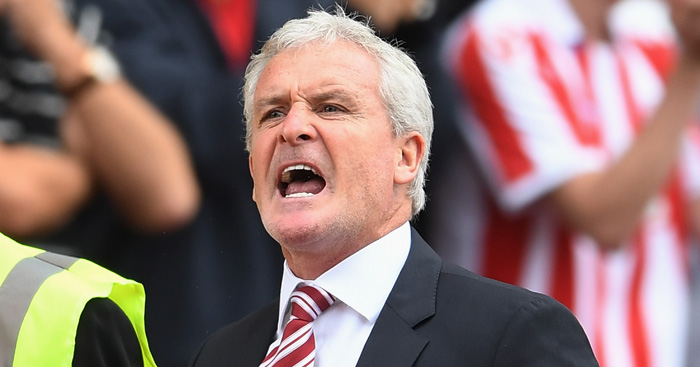 Mark Hughes: Regrets Stoke mistakes