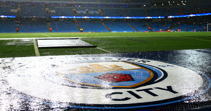 WASH OUT: Champions League clash claimed by weather