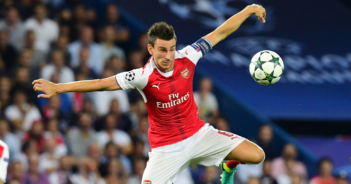 Laurent Koscielny: Believes Arsenal were well worth draw