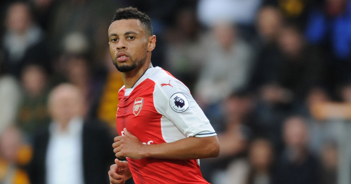 Francis Coquelin: Believes Arsenal have shown character