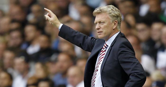 David Moyes: Confident Sunderland will improve