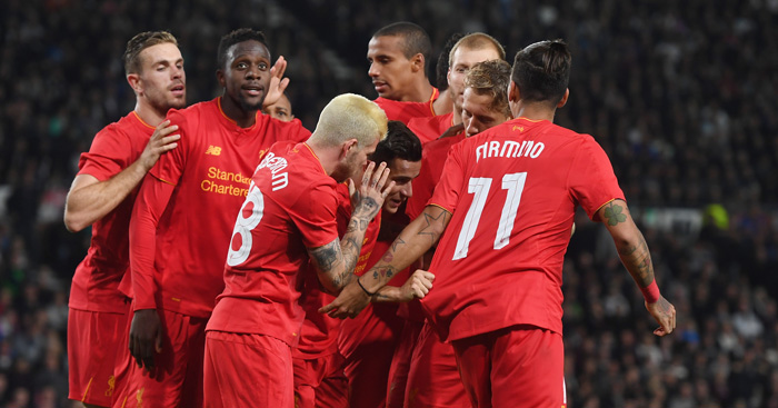 Liverpool: Cruised past derby in EFL Cup third round