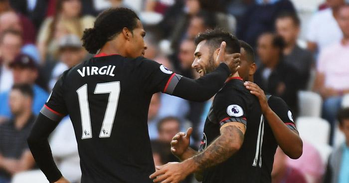 Charlie Austin: Among Southampton scorers again