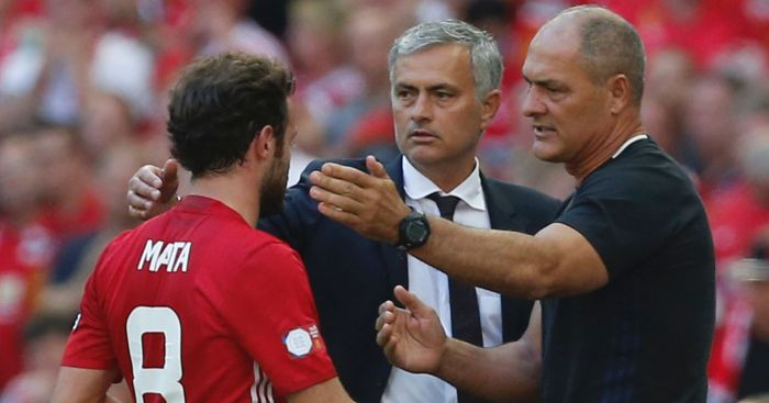 Juan Mata: Playing an important role