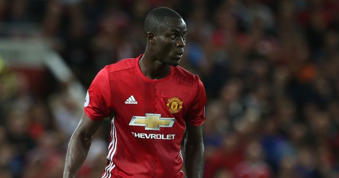 Eric Bailly: Defender impressing with Man Utd