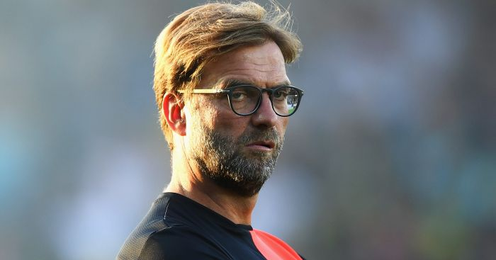 Jurgen Klopp: Fighting talk from Reds boss