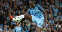 Yaya Toure: Prefers UK stay