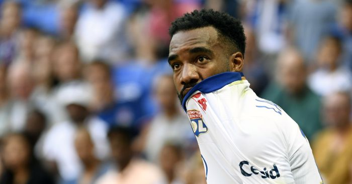 Alexandre Lacazette: Time to leave Lyon
