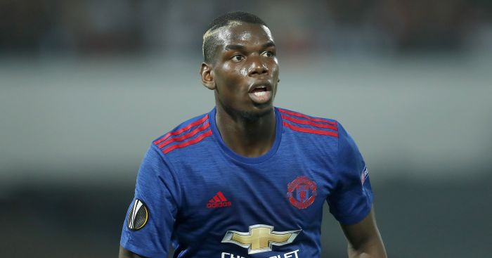 Paul Pogba: Yet to register his first goal or assist for United