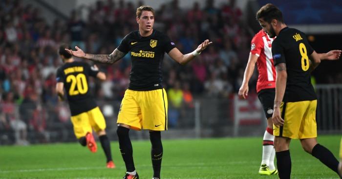 Jose Gimenez: Linked with Man Utd move