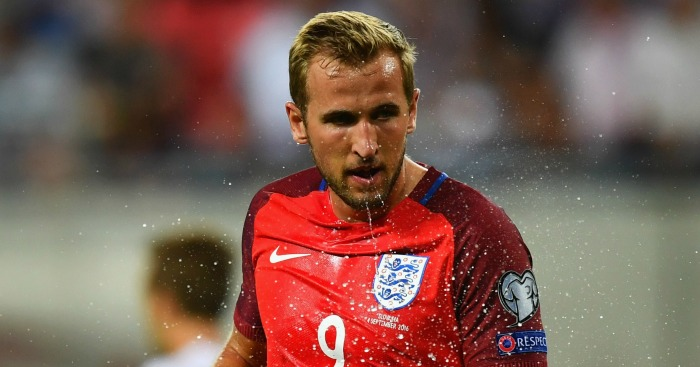 Harry Kane: Striker part of misfiring England attack