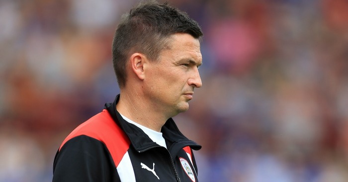 Paul Heckingbottom: Remains focused