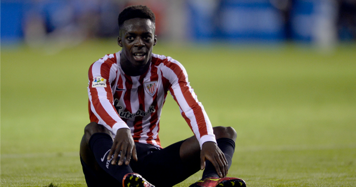 Inaki WIlliams: Forward linked with Liverpool switch