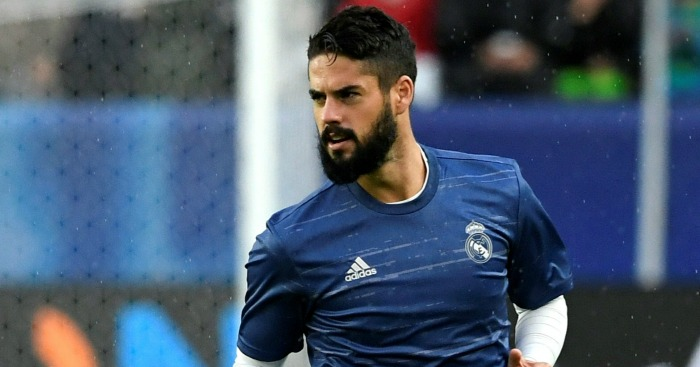 Isco: Wanted by United to play No 10