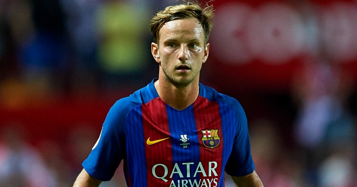Ivan Rakitic: Opted to stay at Barcelona