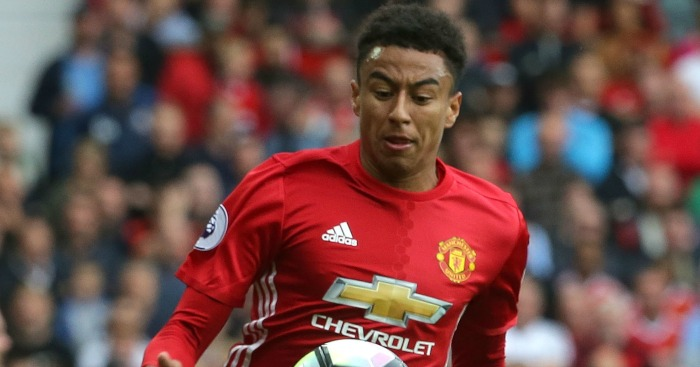 Jesse Lingard: Trying hard to impress