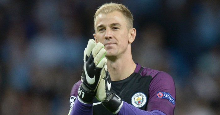 Joe Hart: Question marks over his distribution