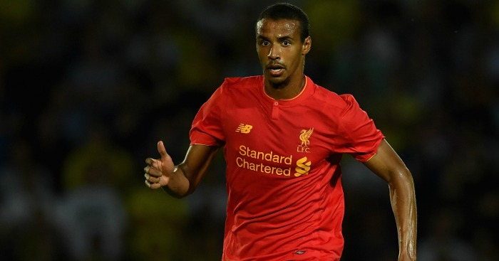 Joel Matip: Close to a return