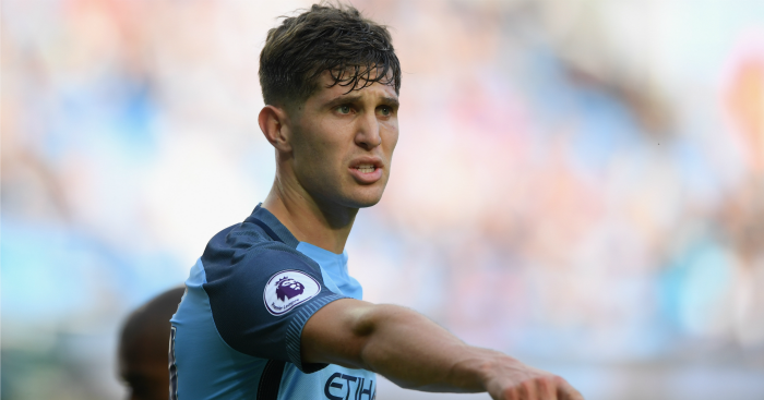 John Stones: Has struggled since moving to Man City