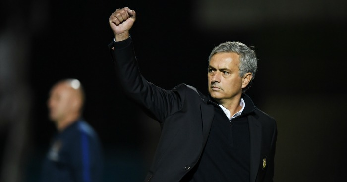 Jose Mourinho Utd