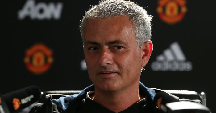 Jose Mourinho: In defensive mode