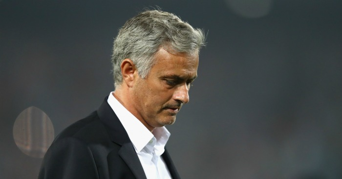 Jose Mourinho: Felt goal was offside