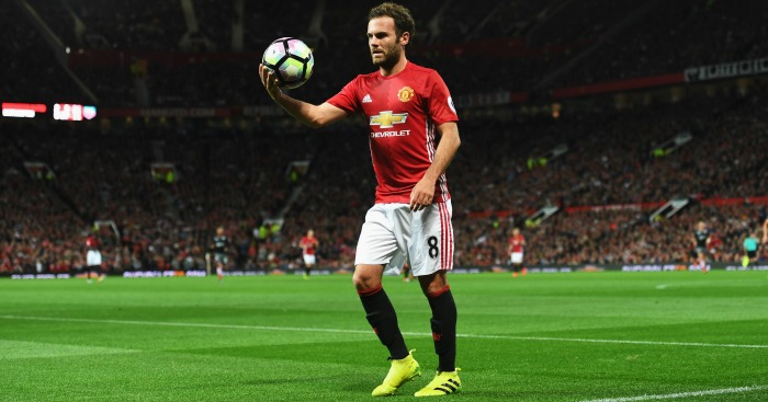Juan Mata: Not happy to go into the break after dropping points