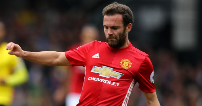 Juan Mata: Happy with show of strength
