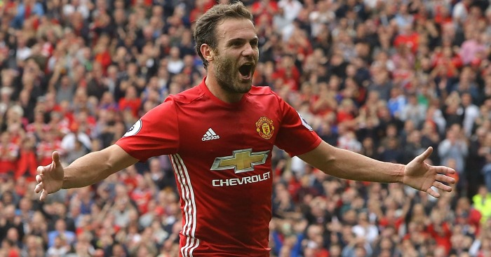Juan Mata: Hoping for new United deal