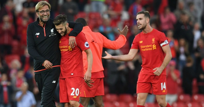 Jurgen Klopp: Sets out title ambitions