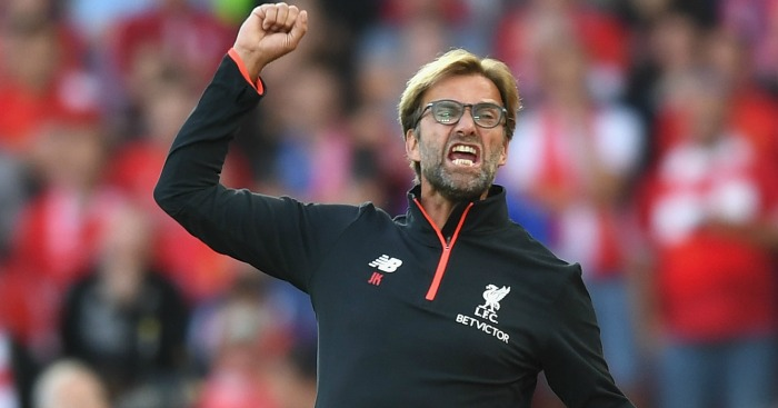 Jurgen Klopp: Wants players to take the credit