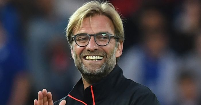 Jurgen Klopp: Impressed with Liverpool display