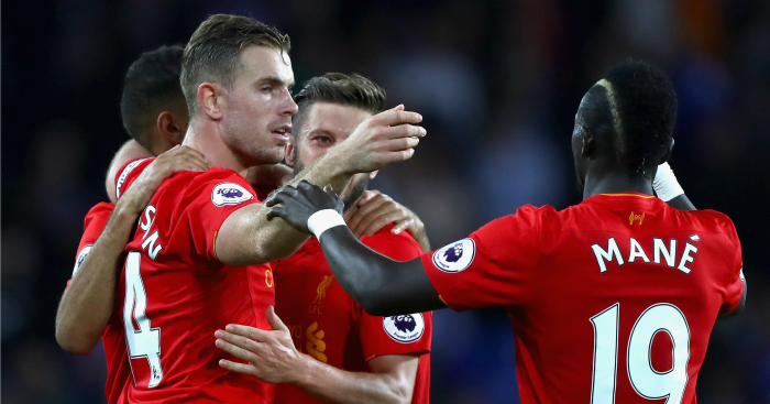 Liverpool: Could they challenge for top?