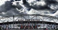 London Stadium: Dark day for West Ham