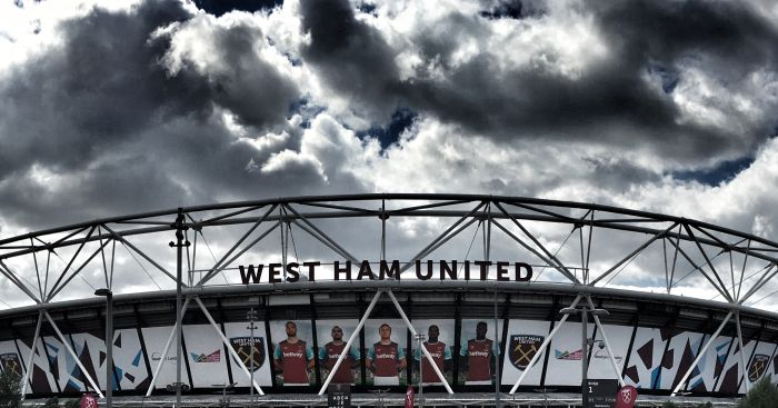 London Stadium: Dark day for West Ham
