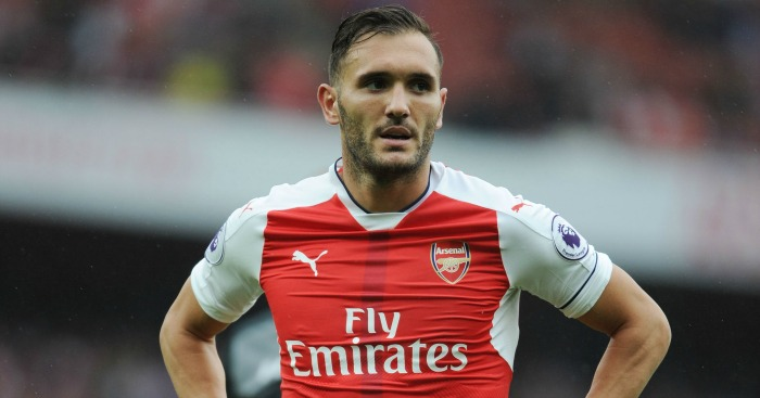 Lucas Perez: Struggled on Arsenal debut