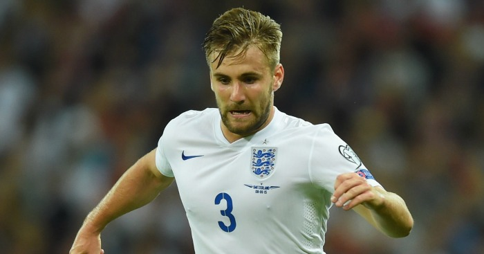 Luke Shaw: Back at Manchester United