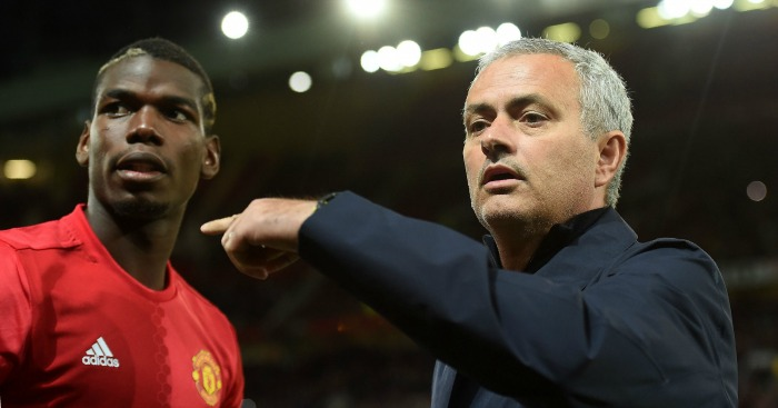 Jose Mourinho: Unhappy with confusion