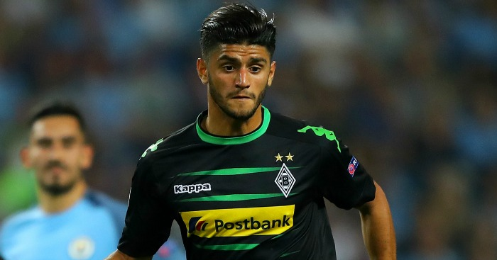 Mahmoud Dahoud: Remains a top target for Liverpool