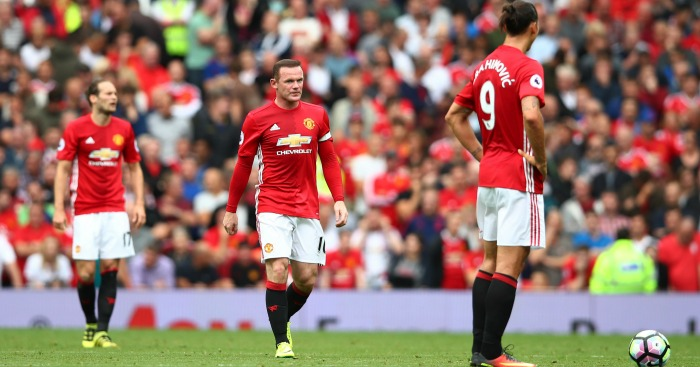 Man Utd: Beaten by City