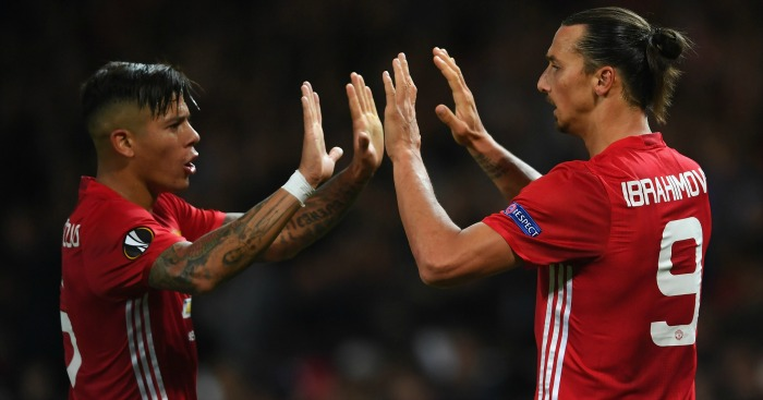 Manchester United: Off the mark in Europe
