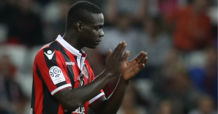 Mario Balotelli: Enjoying time in France
