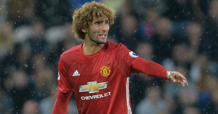 Marouane Fellaini: Will be fit for Saturday's derby