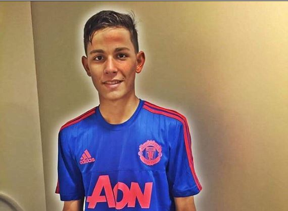 Matheus Marcosi: On trial at Carrington