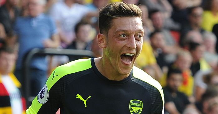 Mesut Ozil: New contract on table