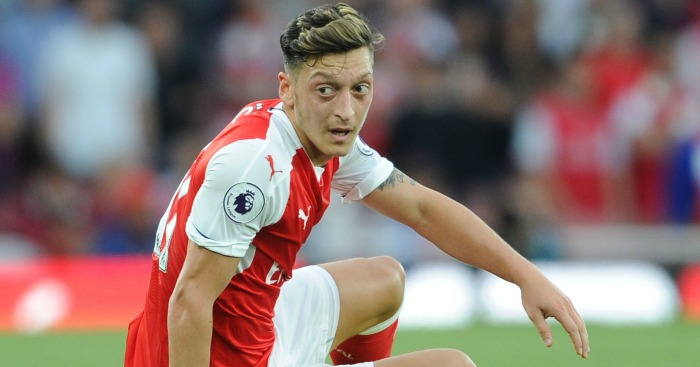 Mesut Ozil: Insists substitution was tactical