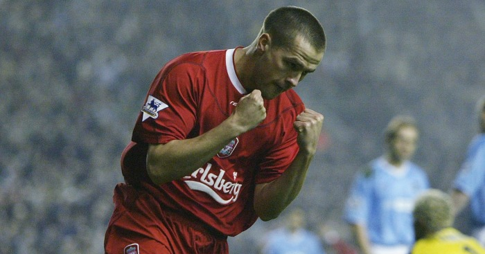 Michael Owen: Striker left Liverpool in 2004