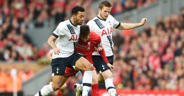 Mousa Dembele & Eric Dier: Midfielders injury doubts