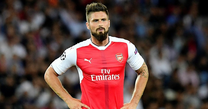Olivier Giroud: Mixed emotions after PSG draw